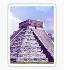 El Castillo Sticker