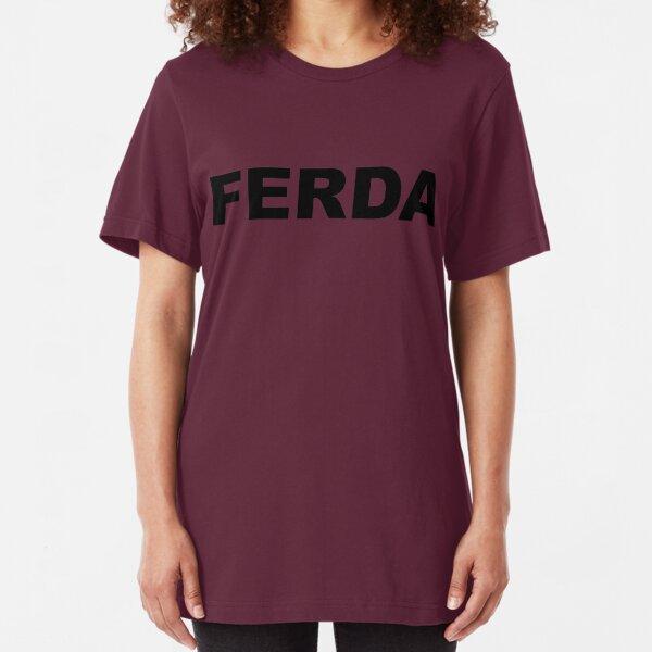 FERDA- LETTERKENNY Slim Fit T-Shirt
