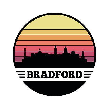 Bradford Skyline (England) by SvenHorn