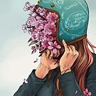 A Head full of Daisies and Daydreams - Women Who Ride by Amanda Zito