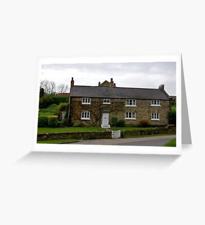 Cottage - Kilburn  Greeting Card