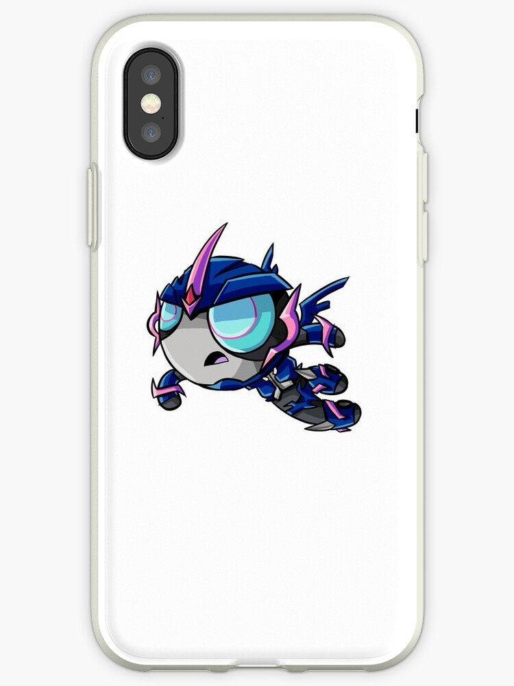 'ppg tfp Arcee' iPhone Case by LizCabooz