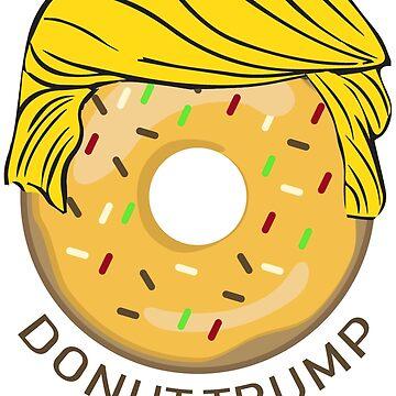 Donut Trump by maico