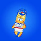 Hotdog - Milwaukee | Day of the Dead Mashup by abowersock