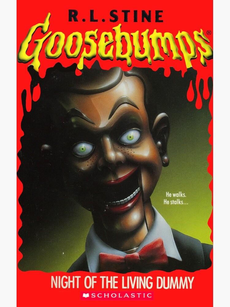 Goosebumps - La noche del maniquí viviente de nicolascagedesu