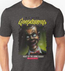 Goosebumps - Night of The Living Dummy Slim Fit T-Shirt