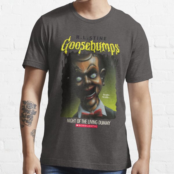 Goosebumps - Night of The Living Dummy Essential T-Shirt