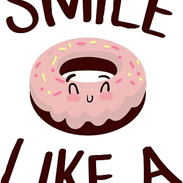 Smile Like a Donut by maico
