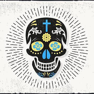 Sugar Skull by spookydooky