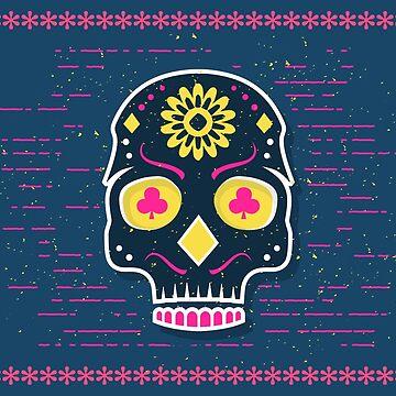 Sugar Skull by Tr0y