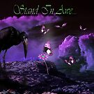 Stand In Awe... by shall