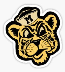 MIZZOU TIGERS Sticker