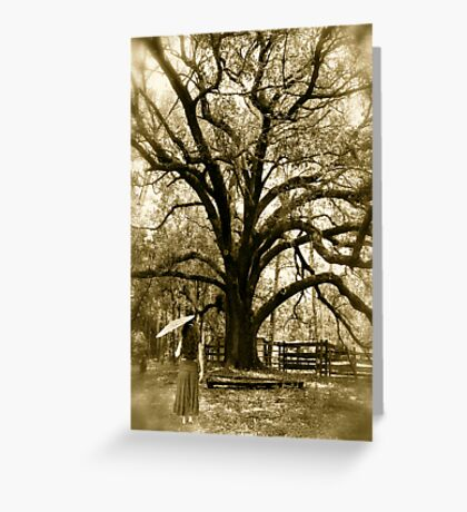 Tree Greeting Card