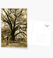 Tree Postcards