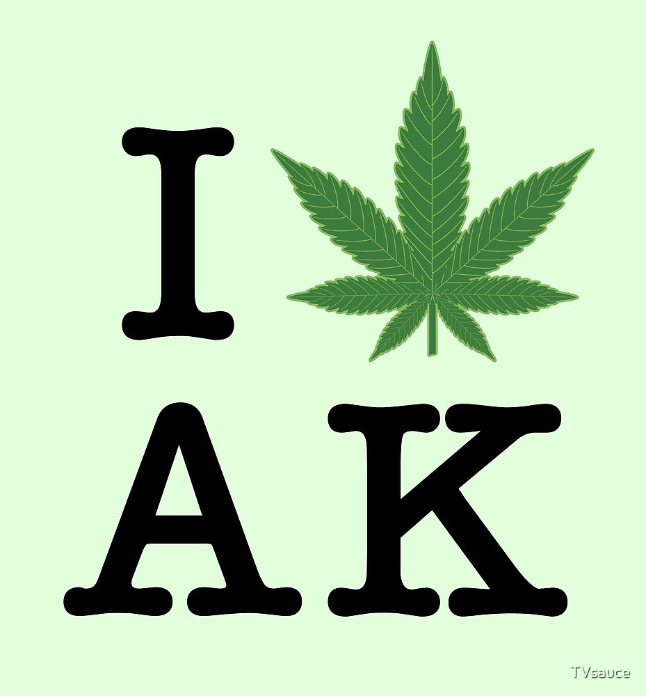 I [weed] Alaska by TVsauce