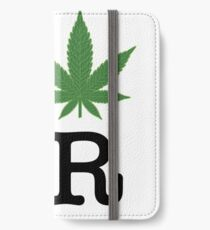 I [weed] Oregon iPhone Wallet/Case/Skin