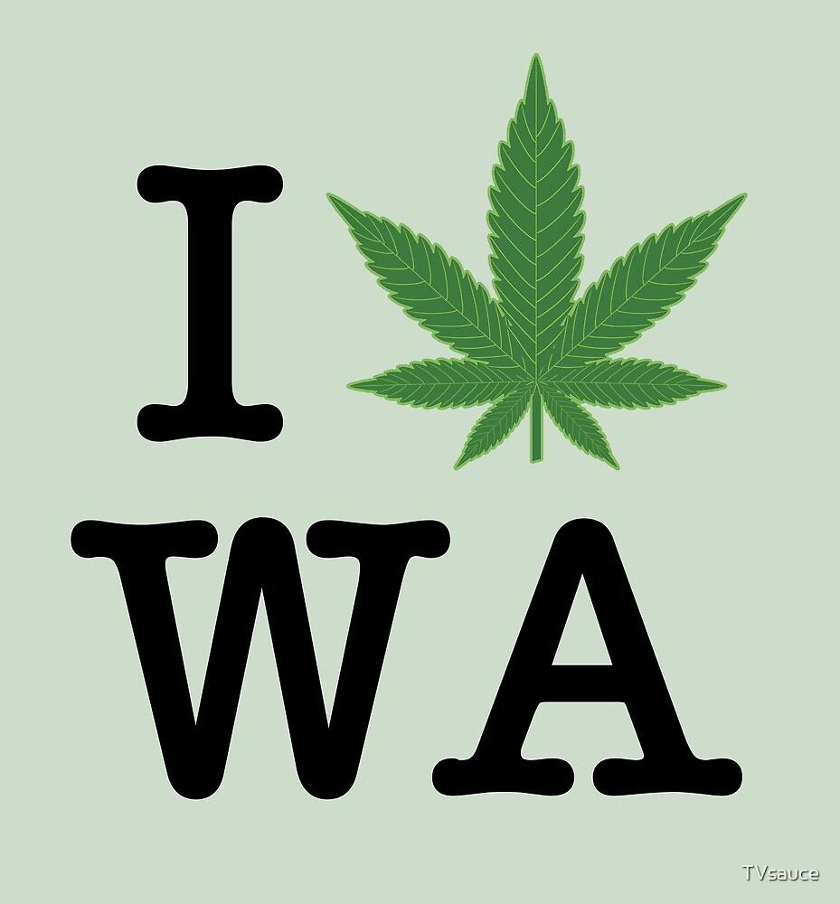 I [weed] Washington by TVsauce