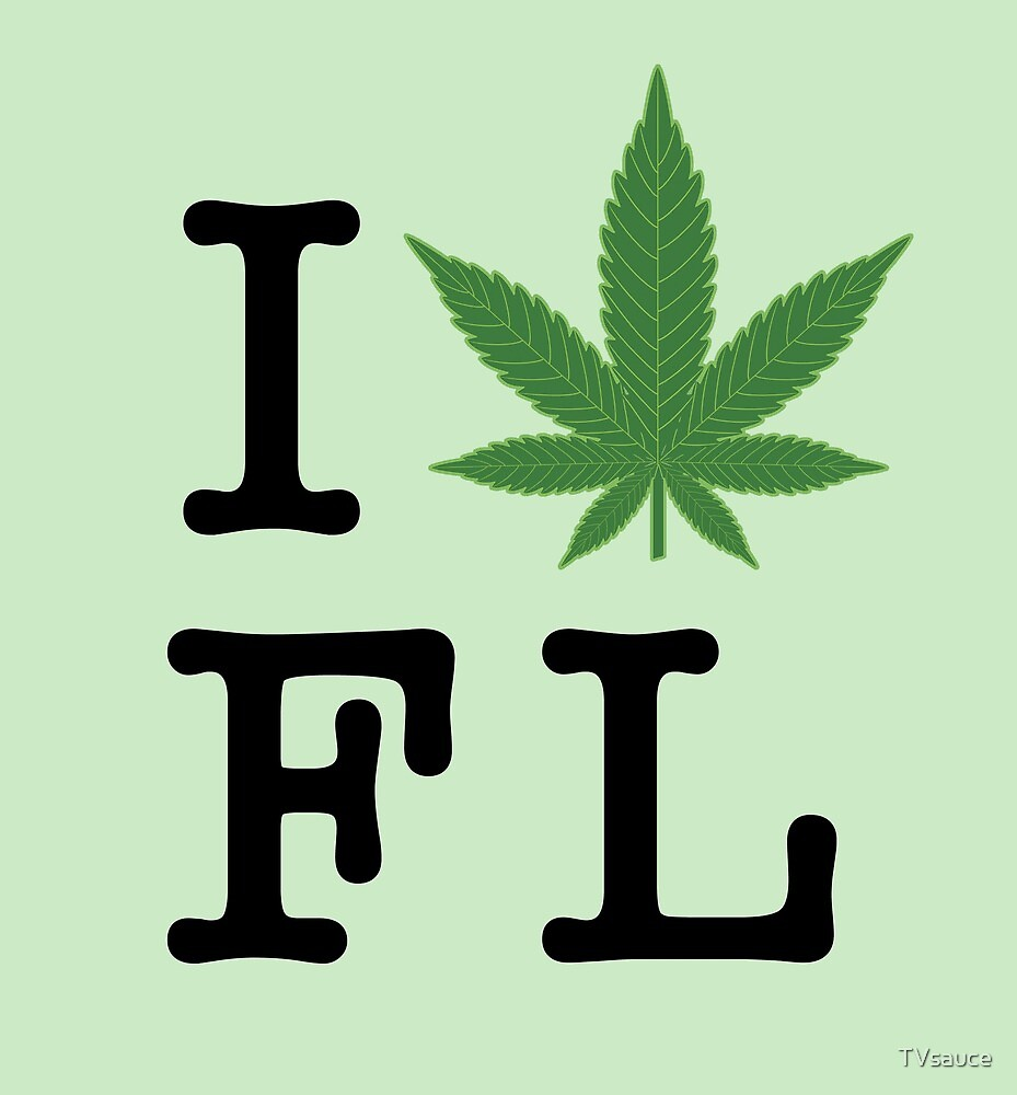 I [weed] Florida by TVsauce