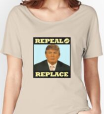 Repeal and Replace Women's Relaxed Fit T-Shirt