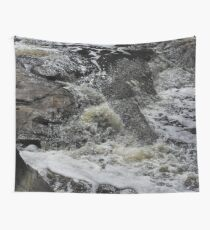 The Ghost in the Falls Wall Tapestry