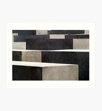 Symmetrics-The key to beauty and perfection. Art Print