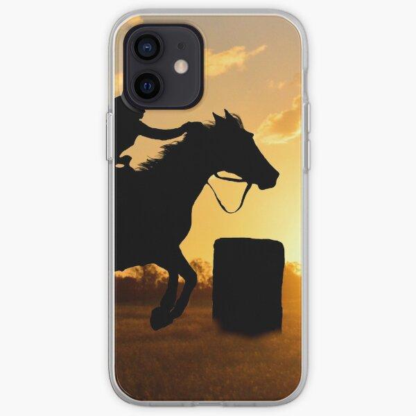 BARREL RACING---- A WAY OF LIFE iPhone Soft Case