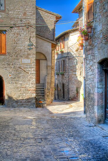 Assisi by oreundici