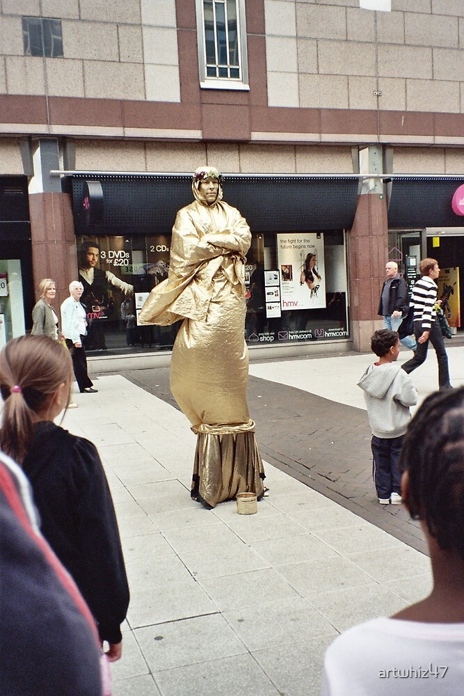 Birmingham Gold by artwhiz47