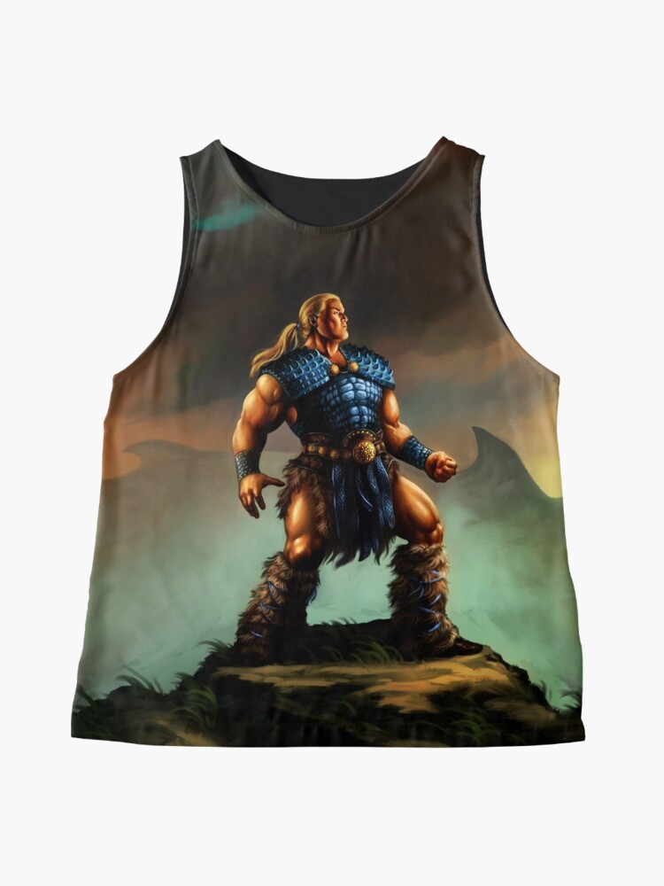 Alternate view of Guile & Glory: Firstborn - Outlander (no title) Sleeveless Top
