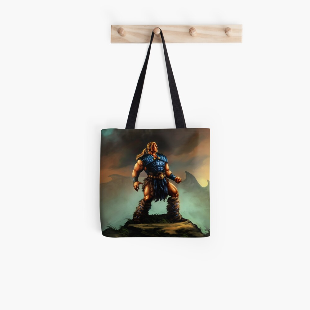 Guile & Glory: Firstborn - Outlander (no title) Tote Bag