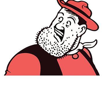 Desperate Dan by red-rawlo