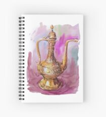 Arab Traditional  Spiral Notebook