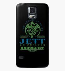 Legend T-shirt - Legend Shirt - Legend Tee - JETT An Endless Legend Case/Skin for Samsung Galaxy