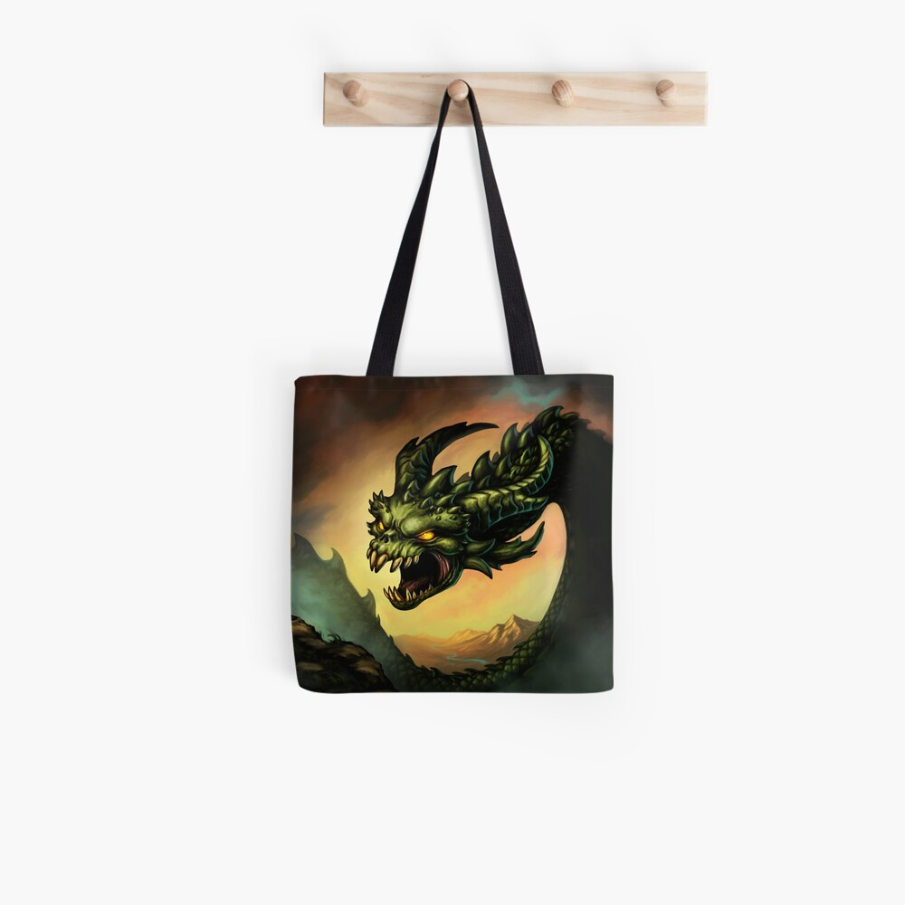 Guile & Glory: Firstborn - Wyrm (no title) Tote Bag