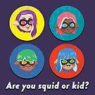 Squid or Kid? by rachelshneyer