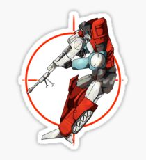 Transformers Perceptor - Last Stand of the Wreckers  Sticker