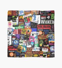 Musicals Collage II Scarf