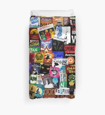 Musicals Collage II Duvet Cover