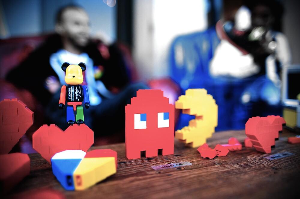 lego fun by Brandon Myles Osman