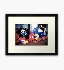 lego fun Framed Print