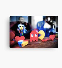 lego fun Canvas Print