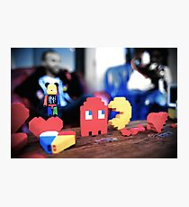 lego fun Photographic Print