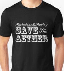 Rette den Äther Unisex T-Shirt