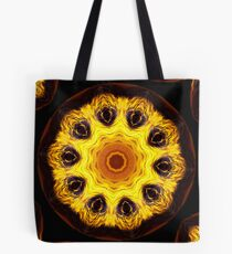 Wheel Of Fire Tote Bag