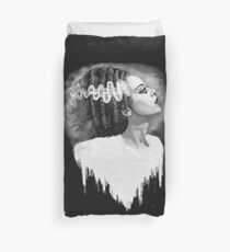 Bride of Frankenstein Duvet Cover