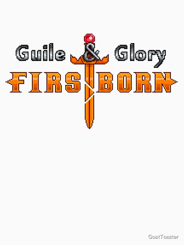 Guile & Glory: Firstborn Logo by GoatToaster