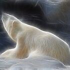 The Spirit of The Polar Bear by Teresa Zieba