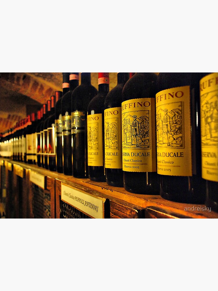 Endless world of Italian wines by andreisky