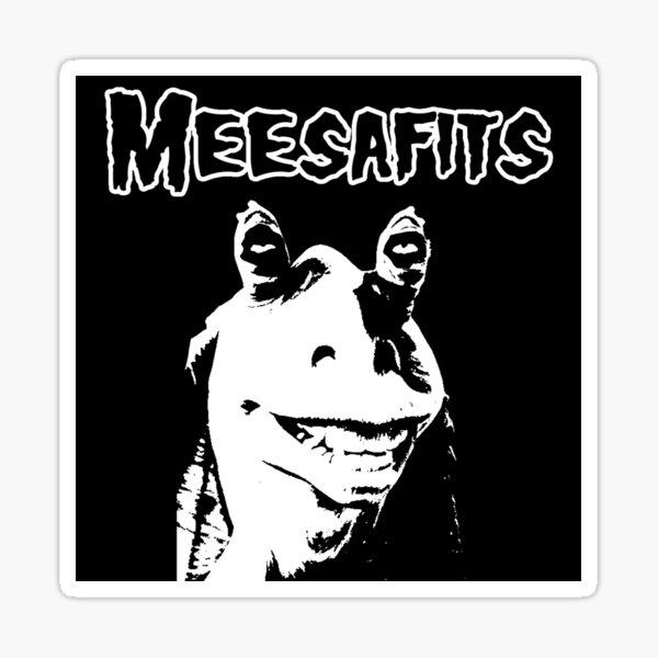 Meesafits Sticker