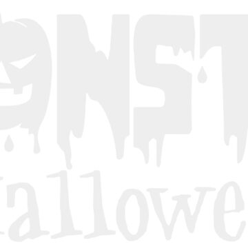Monster Halloween by yonkdesigner